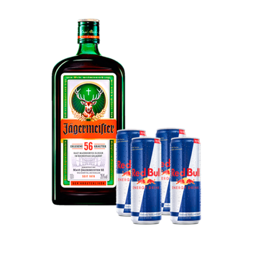 combo jager