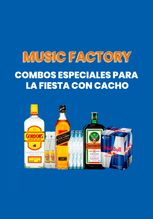 Combos Music Factory